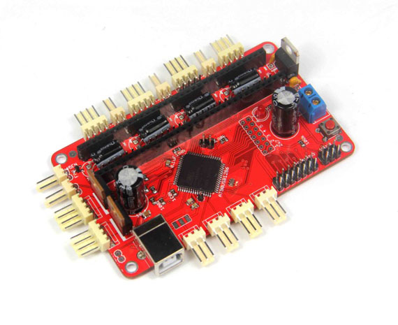 MRA01 - AVR Programmer Set with ISP and Adapter