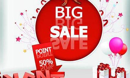 Big Sale is Comming