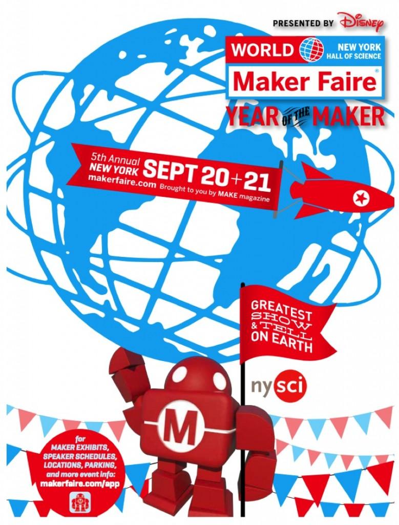 World Maker Faire In New York 2014 Geeetech Blog