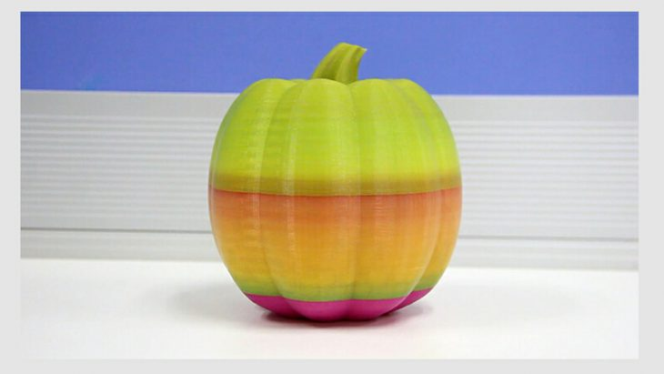 Gradient Color PLA Filemant