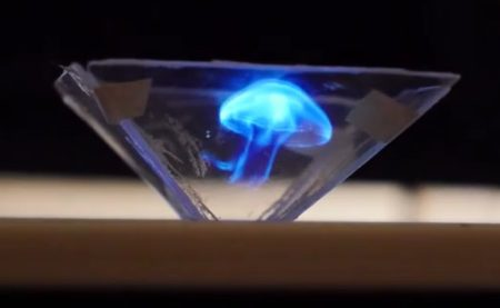 3D print your own 3D hologram projector