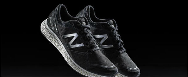 New Balance's Running Shoe With 3D-Printed Insole to Be Available in April for Boston Marathon