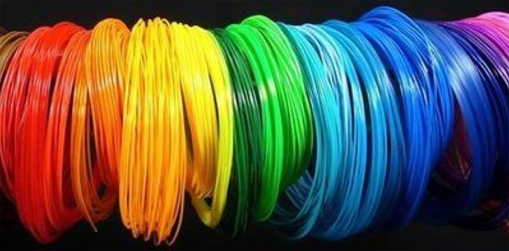 Colorilab Develops High Quality Colorful Filaments for 3D Printers
