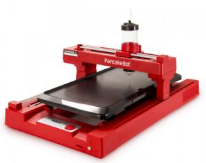 3D printing pancake