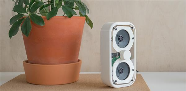 Build your own 3D printed speakers