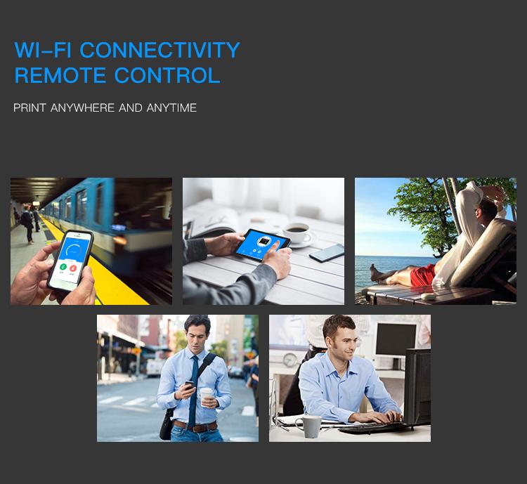 GiantArm D200 APP smart control