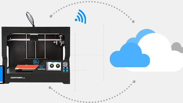 GiantArm D200 Smart 3D Cloud Printer