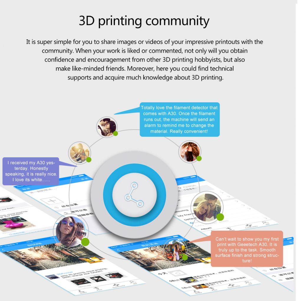 Introducing the Geeetech A30 3D Printer – Bigger is Better