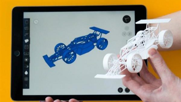Take A Look At The Top Five 3D Printing Apps For Your Smart Phone