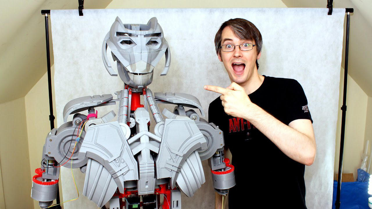 These YouTube channels teach you how to 3D print the coolest stuff!