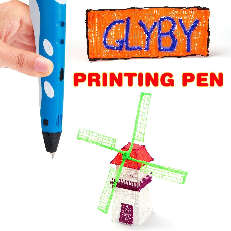 Glyby 3D printing pen