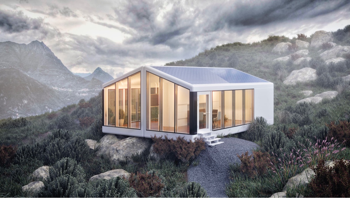 make your dream come true by living in one of these 3d printed houses geeetech blog. Black Bedroom Furniture Sets. Home Design Ideas