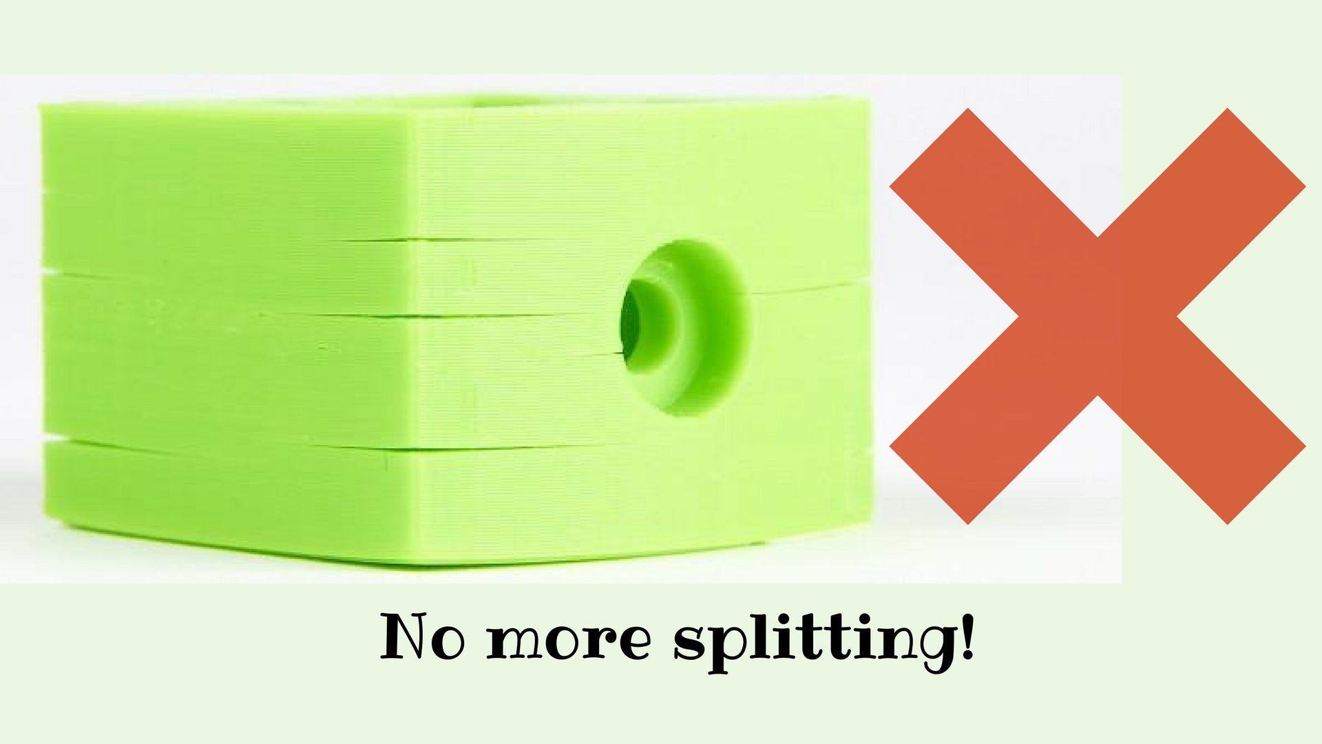 Troubleshooting: Stop your Print Layers from Splitting!