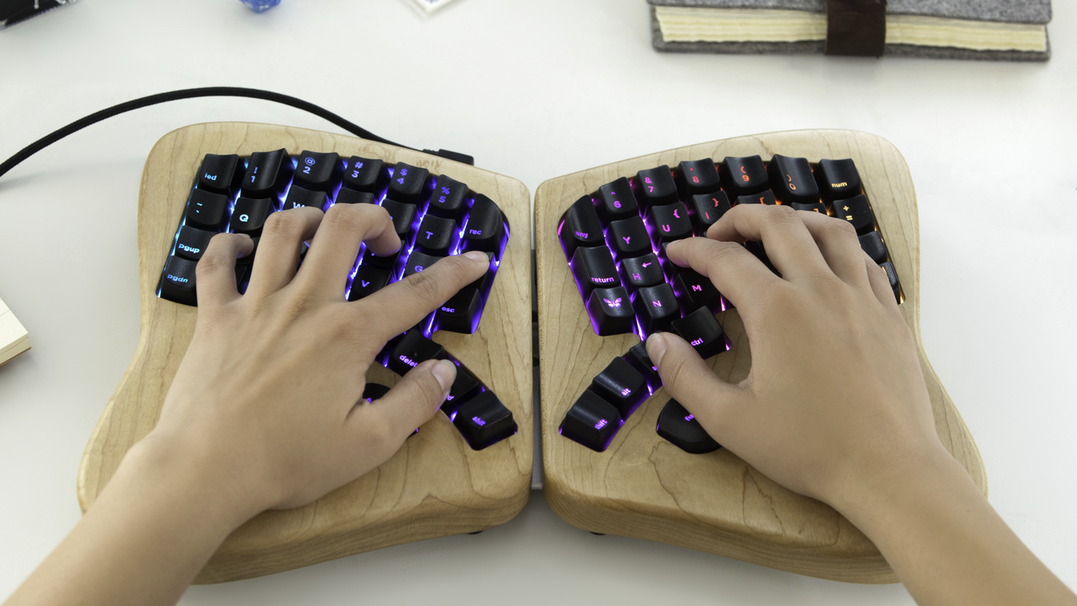 DIY!! 3D Printed Ergonomic Keyboards for the Uncompromising