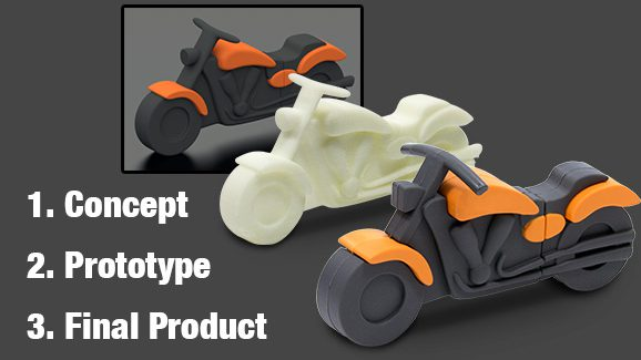 Build Your Industry with 3D Prototyping Process!!