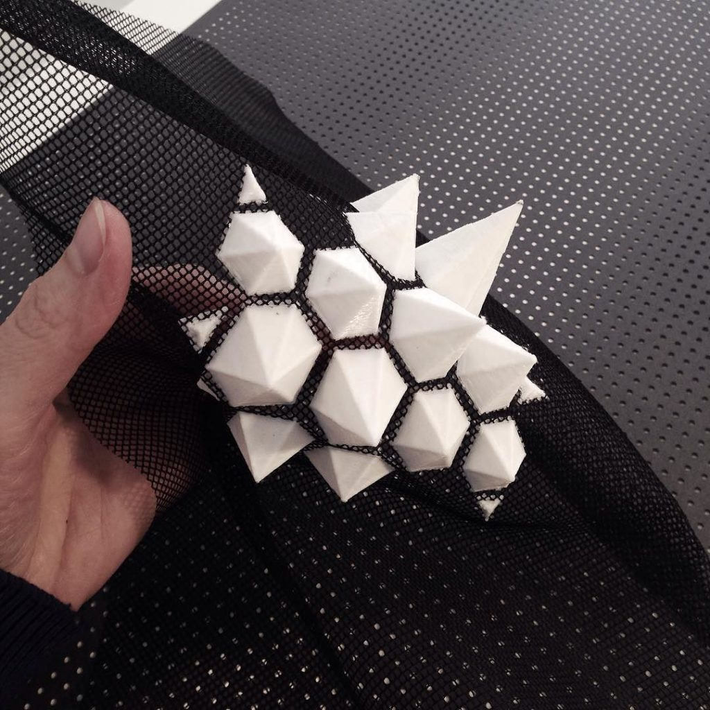 3D Printing on fabric is easier than you think!