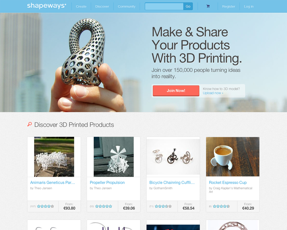 Need A 3d Print These Sites Will Print Your Design For