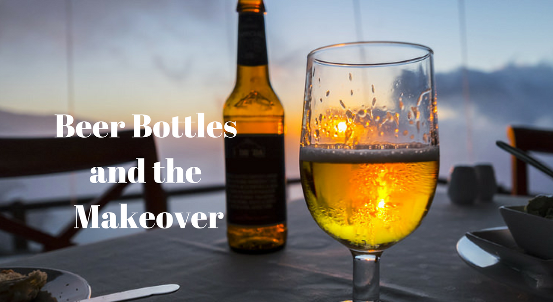 3D Printed Beer Bottles Makeover And Its Cool!