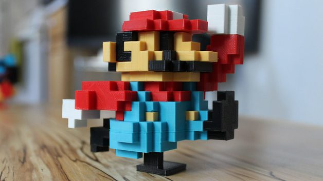 Top 10 3D Printed models if you love video games!