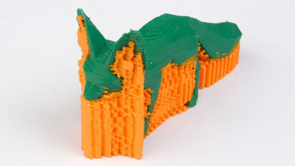 Support structures 3D print- Troubleshooting methods