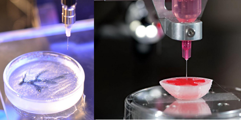 3D Bioprinting for Medical and Enhancement purpose