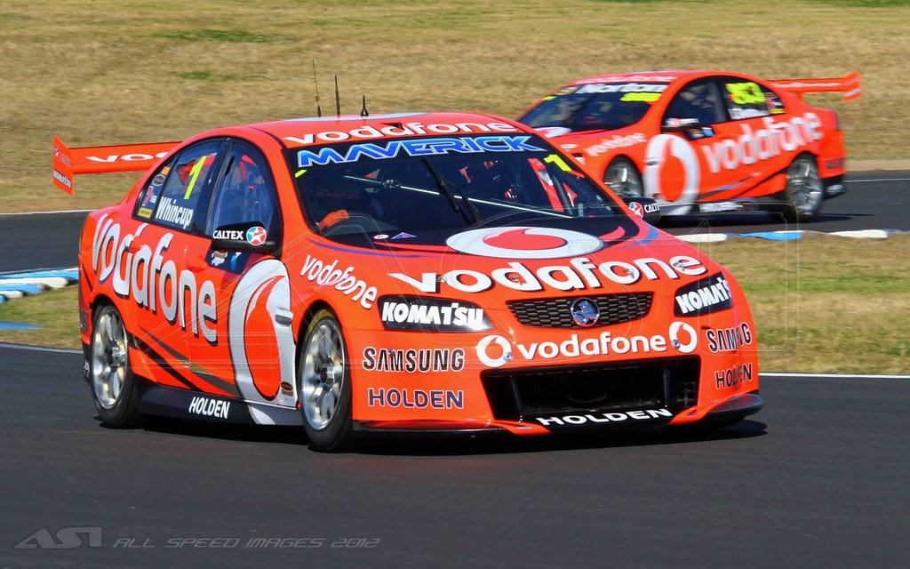 Triple Eight Race car