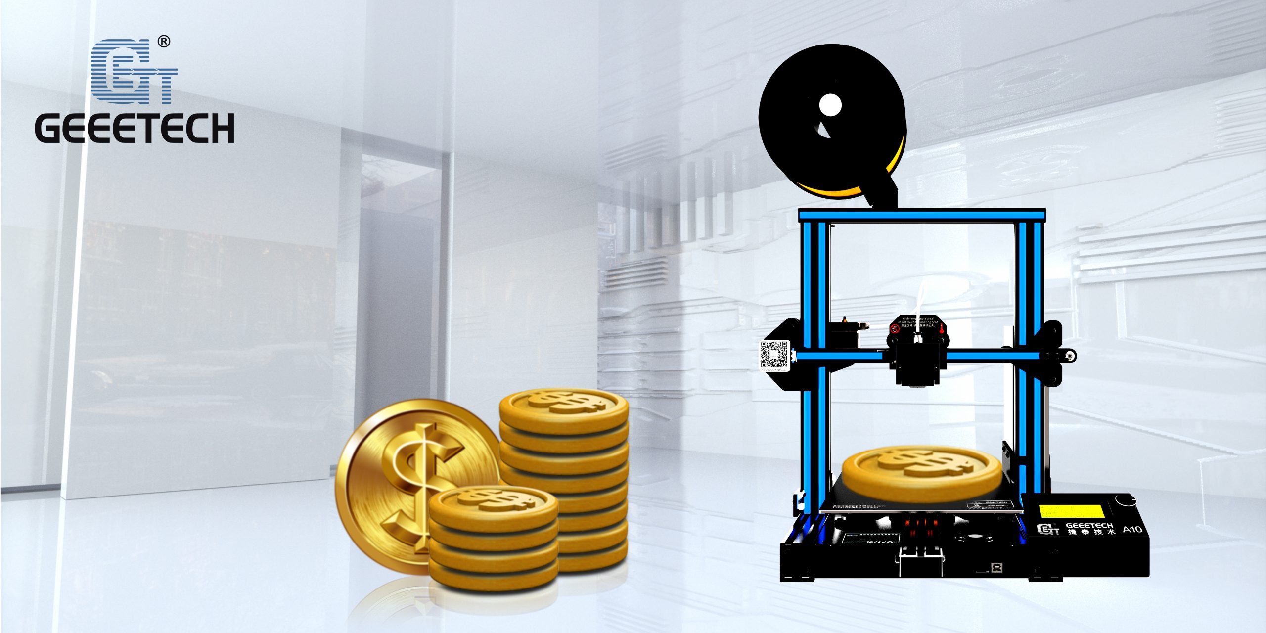 5 Ways to Cash in On 3D printing