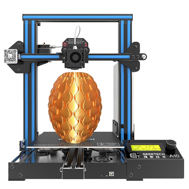 Why My Grandma Loves My Geeetech 3D Printer