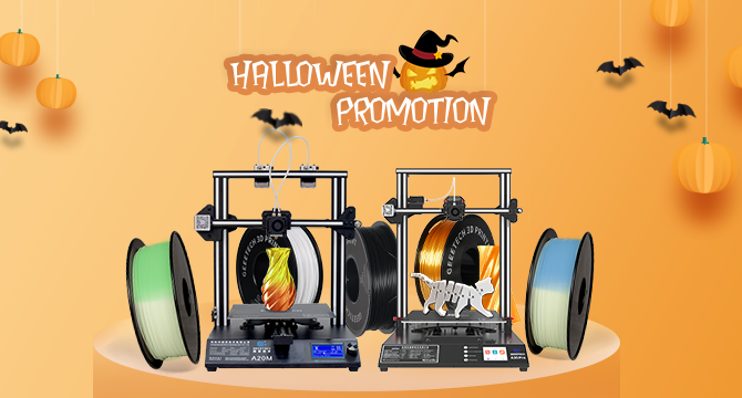 Halloween Deals Hot Now: Huge Discount on Geeetech Amazon Stores