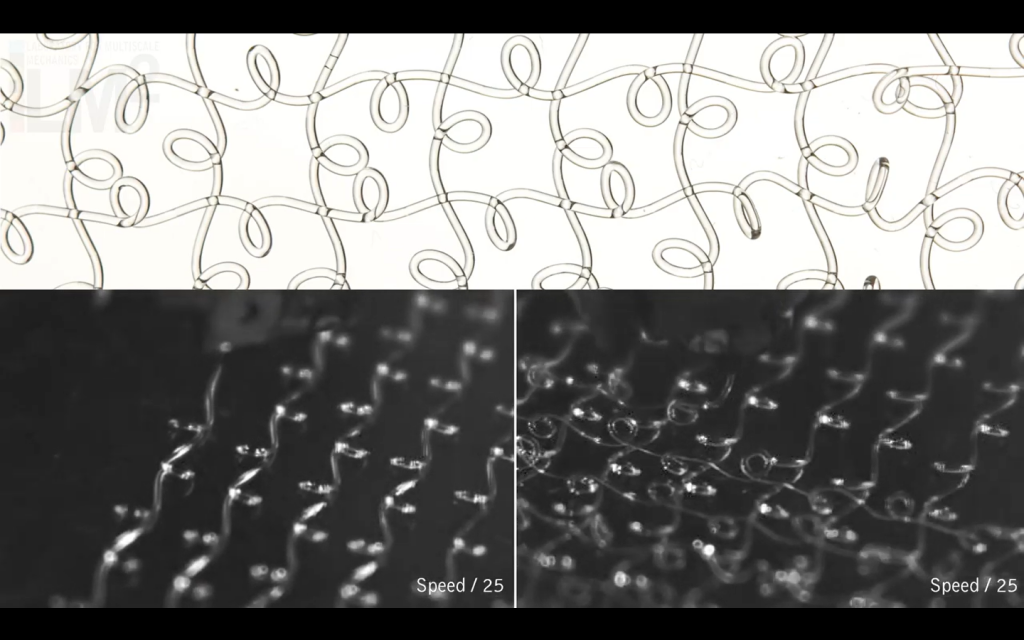 A Self-healing 3D Printed Plastic Webs Could Save Cracked Phone Screen