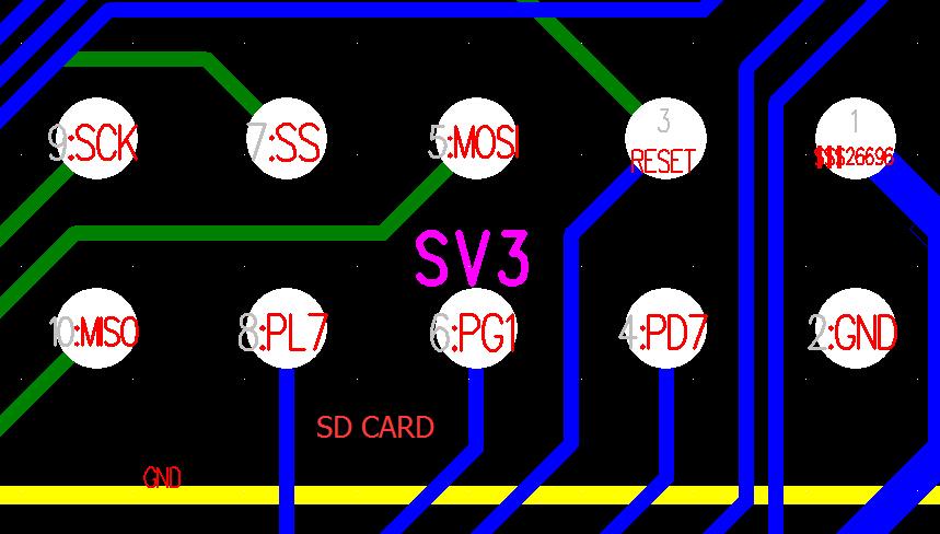 Extend SDcard Reader - Geeetech