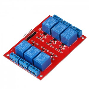 6-Channel Relay module
