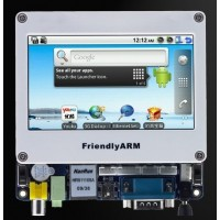 "1GB Mini6410 Board + 4.3"" TFT LCD SDK"