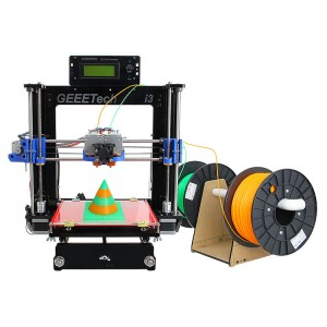 Geeetech i3 pro C dual extruder 3D printer
