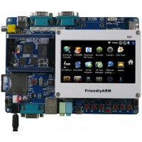 "1G Tiny6410 Board + 7"" TFT LCD SDK"