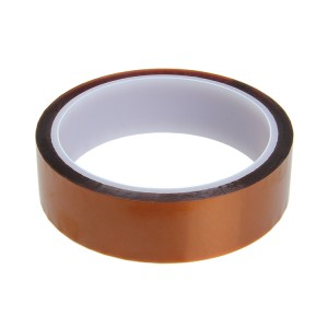 Temperature Resistant Polyimide Tape 25mm x 30m