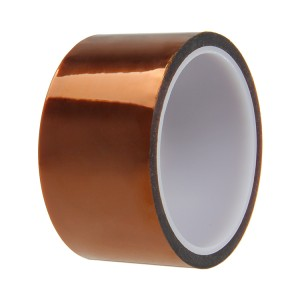 Temperature Resistant Polyimide Tape 50mm x 30m
