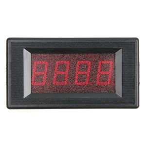 3½ Red LED Digital DC Volt Panel Meter/2V