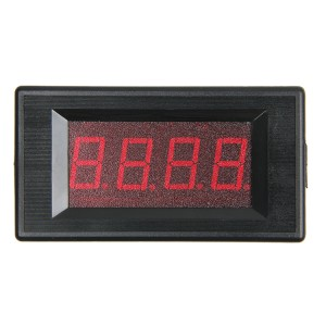 3½ Red LED Digital DC Volt Panel Meter/20V