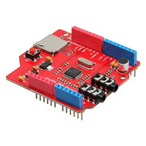 Arduino MP3 shield board with TF card