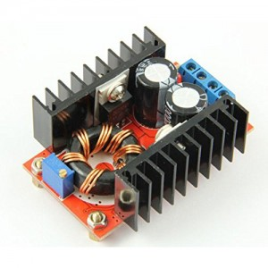 Geeetech 150W Boost Converter DC-DC 10-32V to 12-35V Step Up Vol