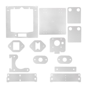 Aluminum Frame kits for upgraded Geeetech Prusa  I3 A 3D Printer