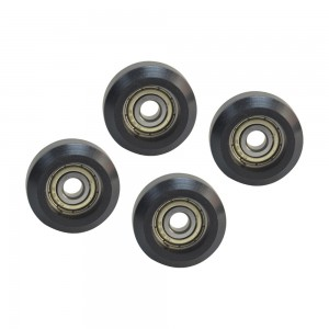 Geeetech V Slot Pulleys with Deep Groove Ball Bearing