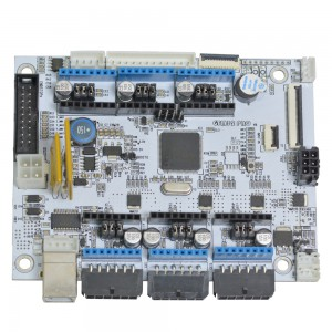 Open source GTM32 pro vb control board