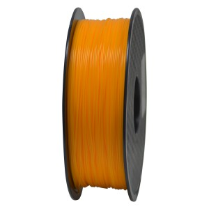 3D Printer supplies Filament RepRap ABS 1kg/roll Orange