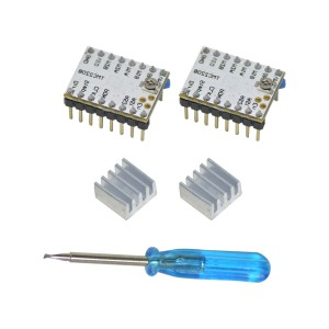 2 piece TMC2208 driver for 3d printer