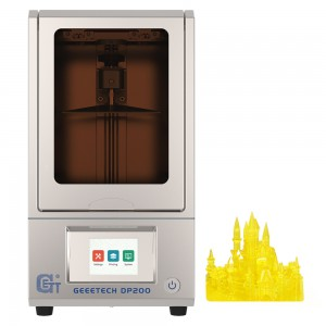 Geeetech DP200 DLP 405NM resin LCD 3D Printer