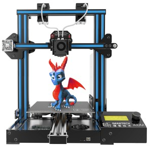A10M Mix Color 3D printer new upgraded mother board /LCD /Frame