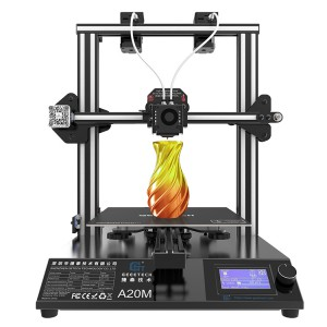 Geeetech A20M Mix-color 3D Printer upgraded mother board /LCD