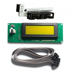 Reprap Ramps V1.4 2004 LCD controller with adapter